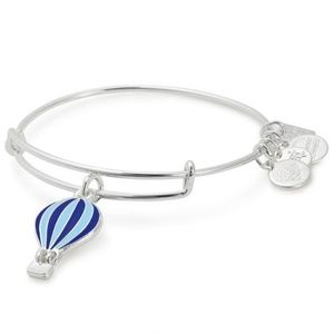 Alex and Ani We Rise Charm Bangle NWT